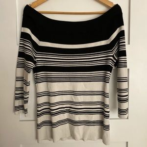 White House Black Market Sweater Top